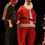 kerstman deel